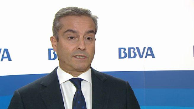 El BBVA aprecia en sus resultados la recuperación en España