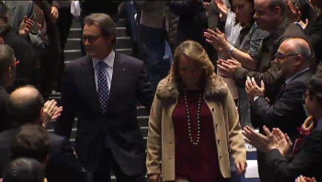 ERC, abierta al diálogo con Mas sobre el nuevo plan del president