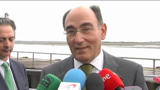 """El presidente de Iberdrola: """"Tenemos tolerancia cero con la corrupción"""""""