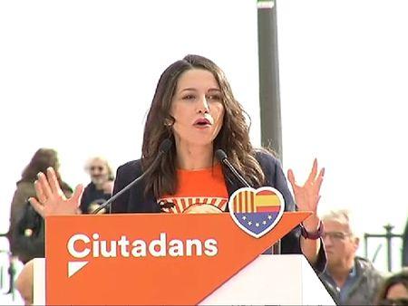 """Ciutadans """"Alternativa de Govern"""" Tarragona-Ines_Arrimadas-Ciudadanos-21D_ATLVID20171111_0008_7"""