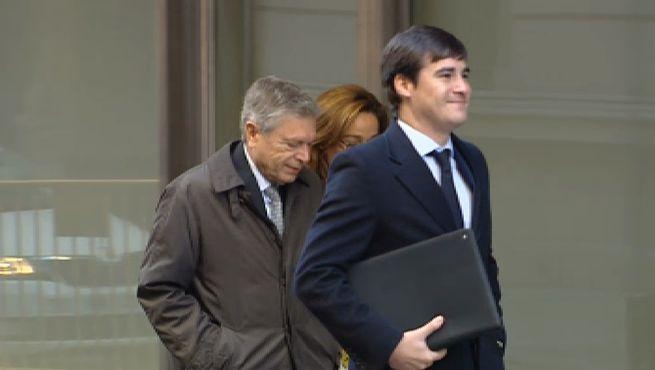 El expresidente de CAM, ante el juez Gómez Bermúdez de la Audiencia Nacional