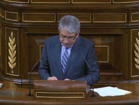 Homs ma ana formalizaremos la primera querella criminal for Escuchas del ministro del interior